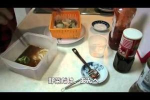 ♪ボンビーガールレシピ「レンジで酢豚」100均レンジで飲茶