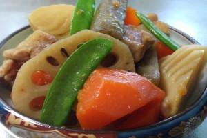 筑前煮 簡単レシピ