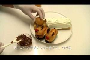 【スイーツレシピ】クリスマスプレート Christmas plate