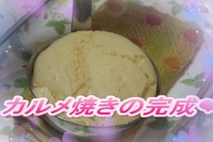 おもしろ科学実験 カルメ焼きの作り方 【How to make Karume yaki that are traditional and popular in Japan】