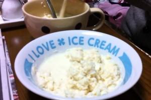 ダブルおからの豆乳和え