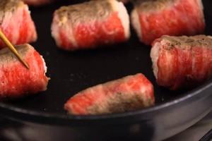 ゆ~ママさんが作る「スタミナ肉巻きおにぎり」 | 人気料理ブロガーのベストレシピ