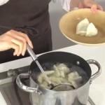 【料理サプリ】手作り餃子レシピ!<えびと菜の花の水餃子> 料理研究家・コウ静子さん