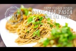 ひき肉を使わないナッツのボロネーゼパスタ【作ってみた】(Vegan Bolognese Pasta) | Cook The Video