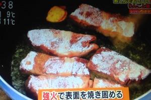 あさイチ レシピ。りんごと豚肉の煮込み 作り方動画。
