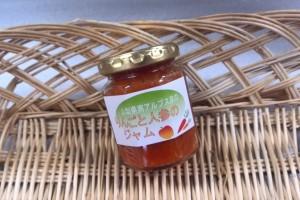 野菜ジャムのレシピ。リンゴとニンジンのジャム(ロングバージョン)