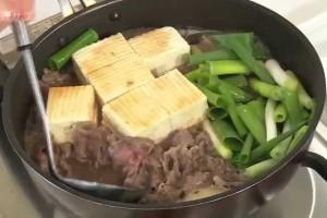 【料理サプリ】やみつき!≪わけぎたっぷり肉豆腐≫の作り方 小林まさみさん