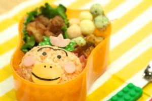 キャラ弁レシピ:はなかっぱの作り方 Hanakappa bento(kyaraben) recipe
