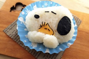 How to make Snoopy and Woodstock スヌーピーとウッドストックの作り方☆  by o