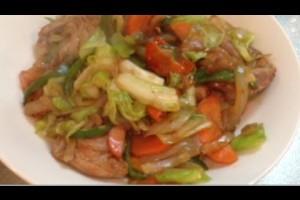 野菜炒め味付けはオイスターソースが決め手★【簡単レシピ】野菜を手軽においしく