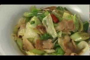 シャキシャキきゃべつと豚肉のみそ炒め【野菜のおかず:レシピ大百科】