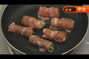 彩り野菜の肉巻き 【肉のおかず:レシピ大百科】