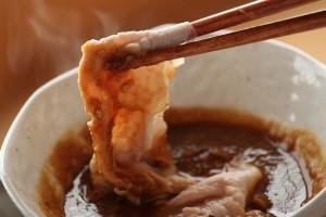 豚肉しゃぶしゃぶの作り方(ごまだれレシピ付き) – How to make Pork Shabu-Shabu