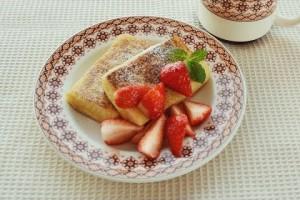 【スイーツレシピ】フレンチトースト French toast Eggy bread