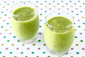Green Smoothie (Enzyme-Rich Drink Recipe) グリーンスムージー (酵素ドリンク レシピ)