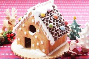 【スイーツレシピ】お菓子の家 house of candy