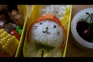 Kyaraben Hikonyan Bento recipe ひこにゃん キャラ弁 作り方 ゆるキャラ レシピ