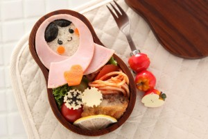 Matryoshka Sandwich Recipe マトリョーシカサンドイッチレシピ【簡単かわいいキャラ弁の作り方】