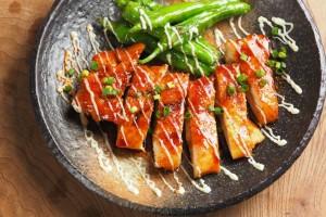 鶏照り焼き  Teriyaki chicken  鶏むね肉レシピ